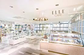「ELLE cafe」六本木店
